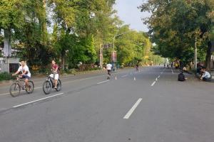 Tiada CFD di Surakarta saat Arus Mudik-Balik Lebaran