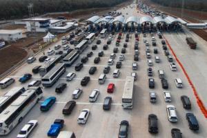 'One Way' Masih Berlaku hingga Semarang