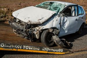 Jumlah Kecelakaan Naik Signifikan di Sragen
