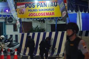Polisi Mulai Gali Keterangan Bomber Pos Kartasura