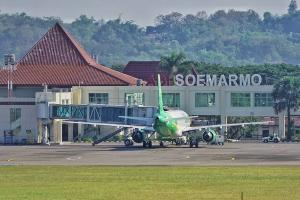 Arus Balik, Jumlah Penumpang Bandara Adi Soemarmo Susut