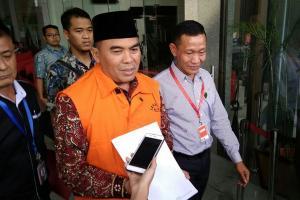 Kasus Bupati Nonaktif Jepara Dilimpahkan ke PN Semarang