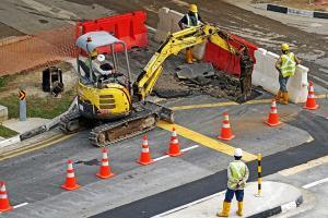 Mayoritas Dana Desa Habis untuk Program Infrastruktur