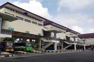 Kemenhub Bakal Revitalisasi Terminal Giwangan Yogyakarta