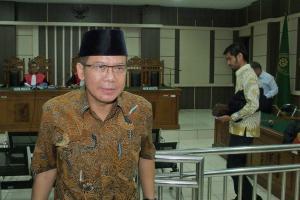 Wakil Ketua DPR Dituntut 8 Tahun Penjara