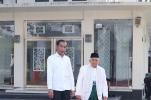 Sah, Jokowi-Ma'ruf Jadi Presiden dan Wapres Terpilih