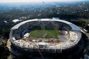 Oktober, Renovasi Stadion Manahan Solo Diprediksi Rampung
