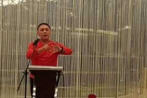 Kunjungi Semarang, Iwan Bule Mengaku Siap Jadi Ketum PSSI