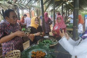 Rindu Semilir, Pasar Berwawasan Lingkungan di Pekalongan
