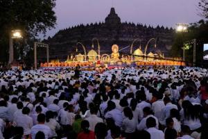 Presiden Kerahkan Enam Instansi Garap Borobudur