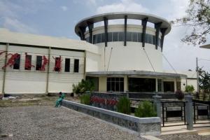 Terbengkalai, Museum Olahraga Mrapen Rusak