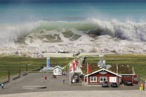 Tsunami Intai Selatan Jawa, Warga Diimbau Tenang