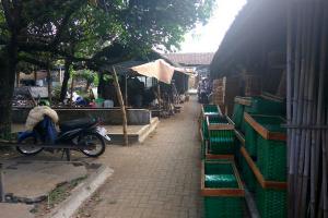 Pemkab Sukoharjo Rehab Tiga Pasar Tradisional