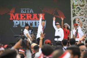 KPK Periksa Laporan Apel Kebangsaan Jateng