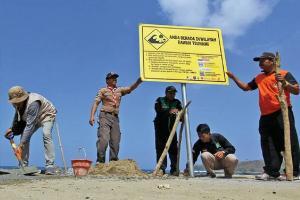 BNPB Riset Potensi Tsunami di 584 Desa