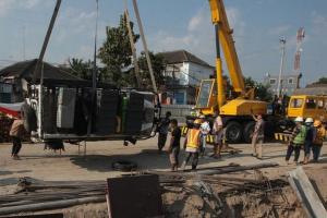 Kementerian PUPR Investigasi Proyek 'Underpass' Kentungan