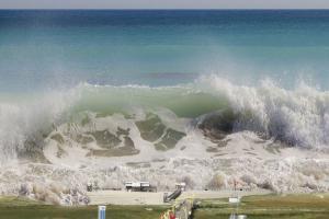 Pentingnya Mitigasi Bencana Tsunami