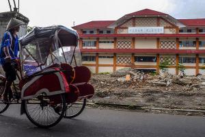 Akhirnya, Proyek Revitalisasi Pasar Klewer Timur Dilelang