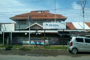 Pedagang Pasar Pagi Kaliwungu Bakal Direlokasi