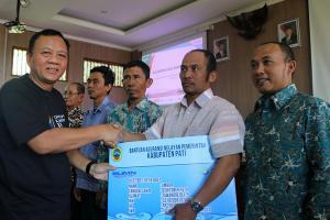 Nelayan Pati Terima Bantuan Rp1,5 Miliar