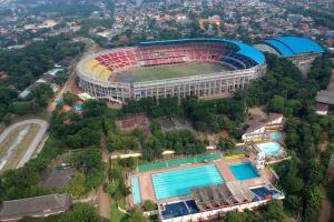 Pemprov Sesumbar Proyek Stadion Jatidiri Selesai 2020