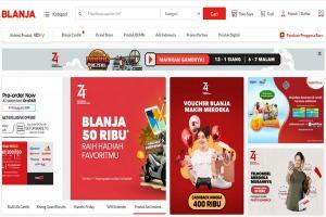 Dapat Beragam Hadiah dengan Main Pinang Rezeki BLANJA.com