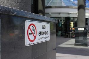 Dilarang Merokok di Kantor Pemerintahan Pemalang