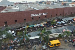 Pembangunan Pasar Legi Surakarta Usung Konsep Gedung Hijau