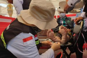 Sejumlah Jamaah Haji Jateng dan DIY Masih di Saudi