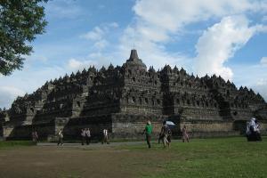 Tim Quick Win Usul 4 Langkah Pengembangan Borobudur