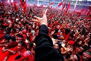 Pilkada Blora, Dua Pimpinan Partai Ambil Formulir PDIP