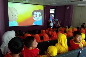 Perpustakaan Kota Magelang Dilengkapi Miniteater
