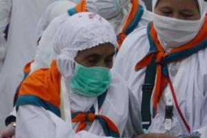 97 Persen Haji Debarkasi Surakarta Sudah Dipulangkan