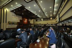 Pimpinan DPRD Jateng Ditetapkan