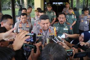 Sebab Meledaknya Gudang Brimob Semarang Belum Diketahui