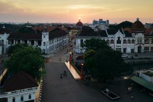 Upaya Pemkot Semarang Jaga Cagar Budaya