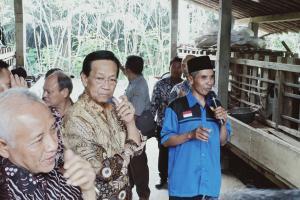 Sultan Harap Petani Organik Bentuk Koperasi