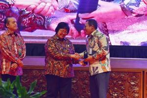Kabupaten Pekalongan Raih Penghargaan Proklim 2019