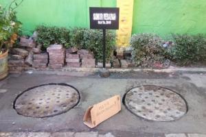 Sumur Resapan, Solusi Krisis Air Bersih kala Kemarau
