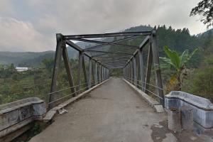 Jembatan Kali Putih Tegal Akan Direhab