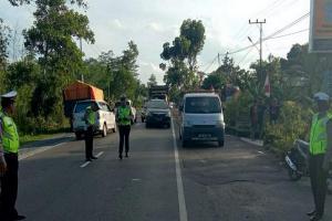 Polresta Surakarta Perketat Wilayah Perbatasan