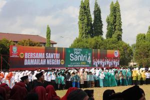 Jateng Bakal Peringati Hari Santri di Rembang