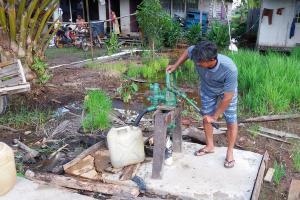 Pemkab Pekalongan Alokasikan Rp200 Juta untuk Sumur Pompa