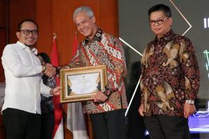 Pembangunan Ketenagakerjaan Jateng Terbaik Se-Indonesia