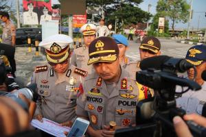 Kapolda: Densus Tangkap 8 Terduga Teroris di Jateng