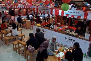 Ojol Geliatkan UKM Semarang