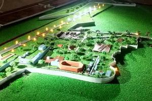 Progres Proyek Bandara JBS Diklaim Sesuai Harapan