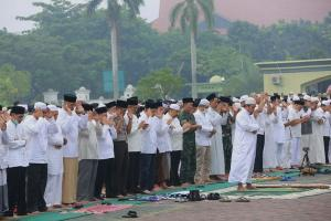 MAJT dan Masjid Raya Baiturrahman Gelar Salat Istiska
