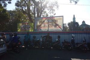 DPRD Salatiga Ragu Rehab Lapangan Pancasila Tepat Waktu
