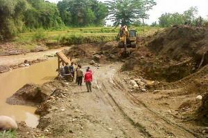 Pemprov Jateng Didesak Moratorium Tambang di Wonosobo